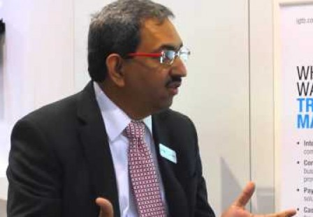 Manish Maakan, CEO, iGTB, talks on Digital 360 at Sibos 2014