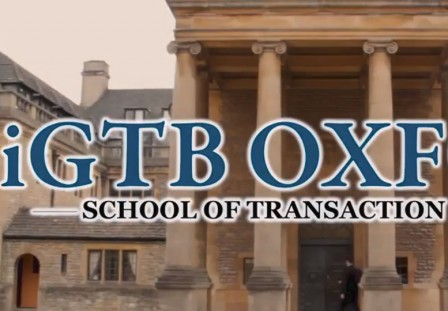 iGTB Oxford School of Transaction Banking – 2017