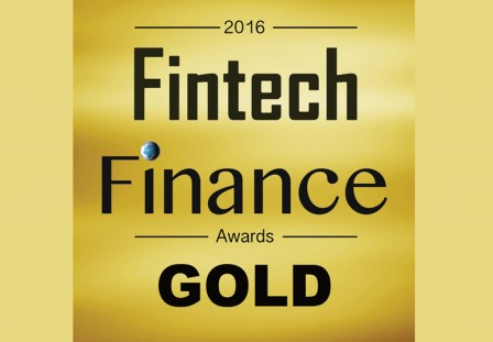 Intellect iGTB awarded Fintech Finance Digital Transaction Banking Gold award