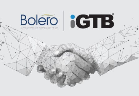 iGTB and Bolero International Partner for Revenue Enablement and Capital Optimisation for Trade Finance and Supply Chain Finance Solutions