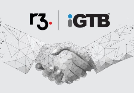 iGTB and R3 partner for next-gen blockchain-enabled financial technology platform solutions