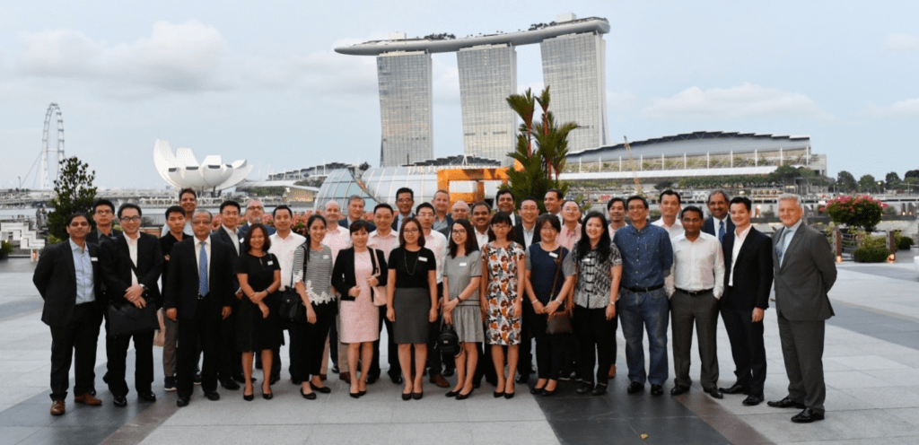 Igtboxford Singapore 2018