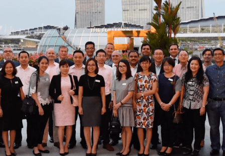 iGTB Oxford School of Transaction Banking – Singapore
