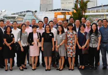 iGTB Oxford School of Transaction Banking 2018 (Singapore)