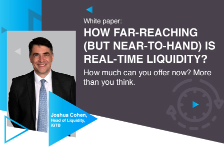 Real time Liquidity