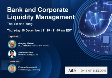 Bank and Corporate Liquidity Management – The Yin and Yang