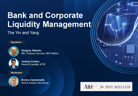 Bank and Corporate Liquidity Management – The Yin and The Yang